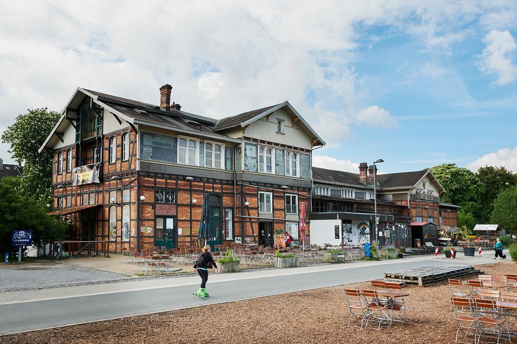 Mirker Bahnhof - Utopiastadt Wuppertal