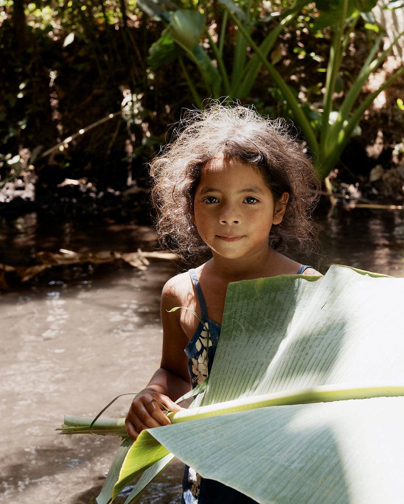 Joselin in Nicaragua