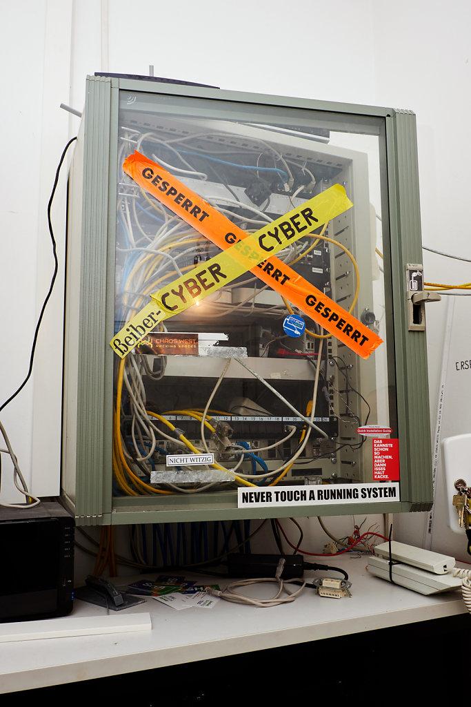 /dev/tal - Hackerspace Wuppertal