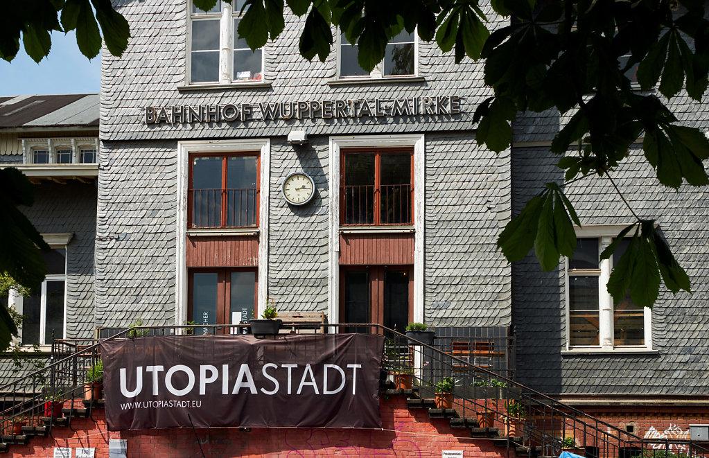 Utopiastadt Wuppertal