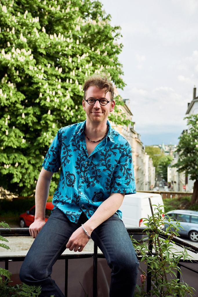 David J. Becher - CIO Utopiastadt